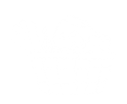 panier courses blanc